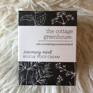 The Cottage Greenhouse Rescue Foot Cream